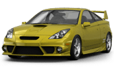 Toyota Celica SS-I Coupe 2003