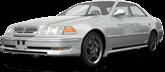 Toyota Mark II X100 Sedan 1999