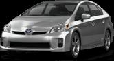 Toyota Prius 5 Door Hatchback 2010