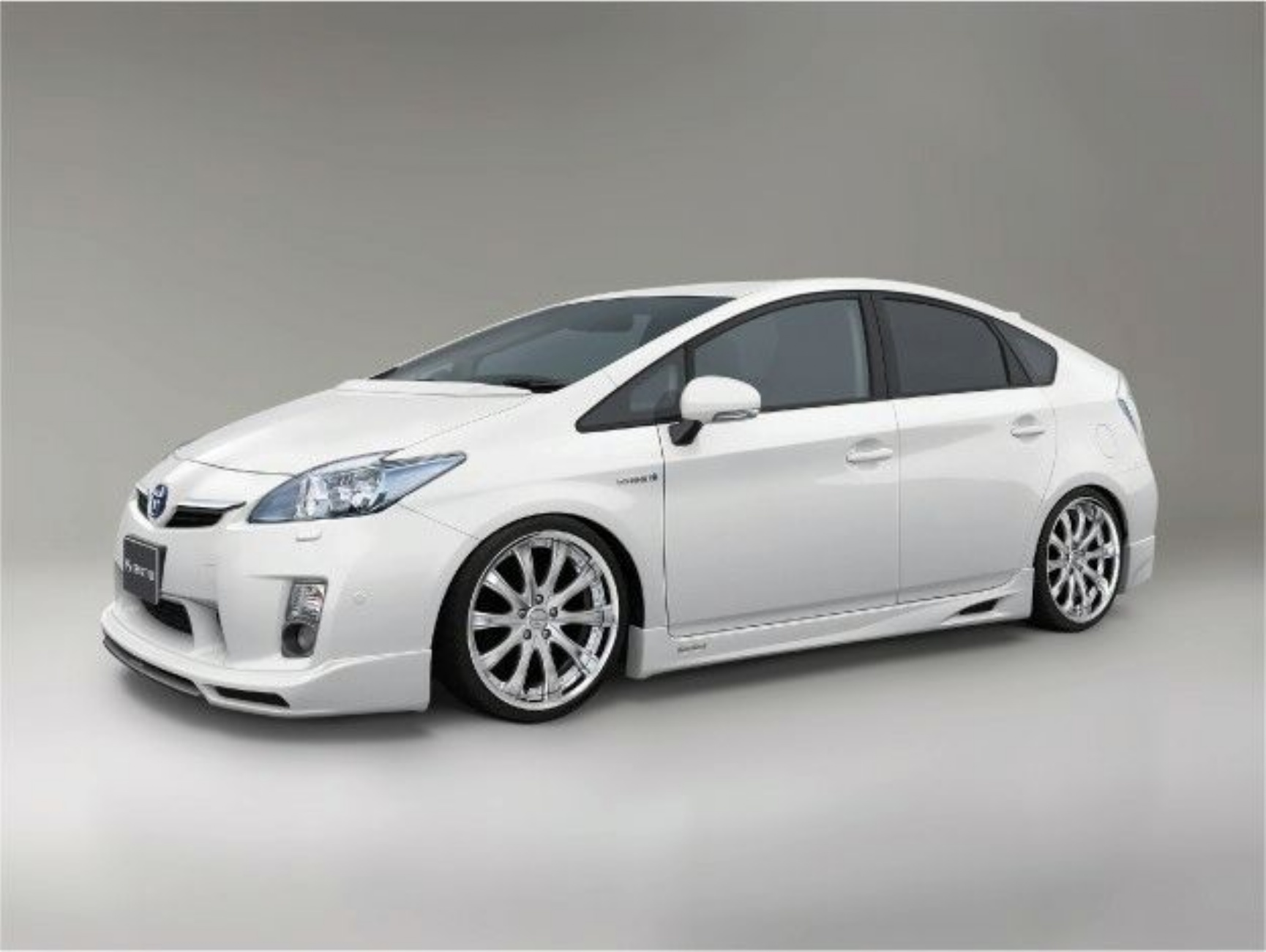 3dtuning of toyota prius 5 door hatchback 2010 3dtuning