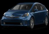 Toyota Prius V 5 Door Hatchback 2012