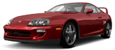 Toyota Supra 2 Door Coupe 2000