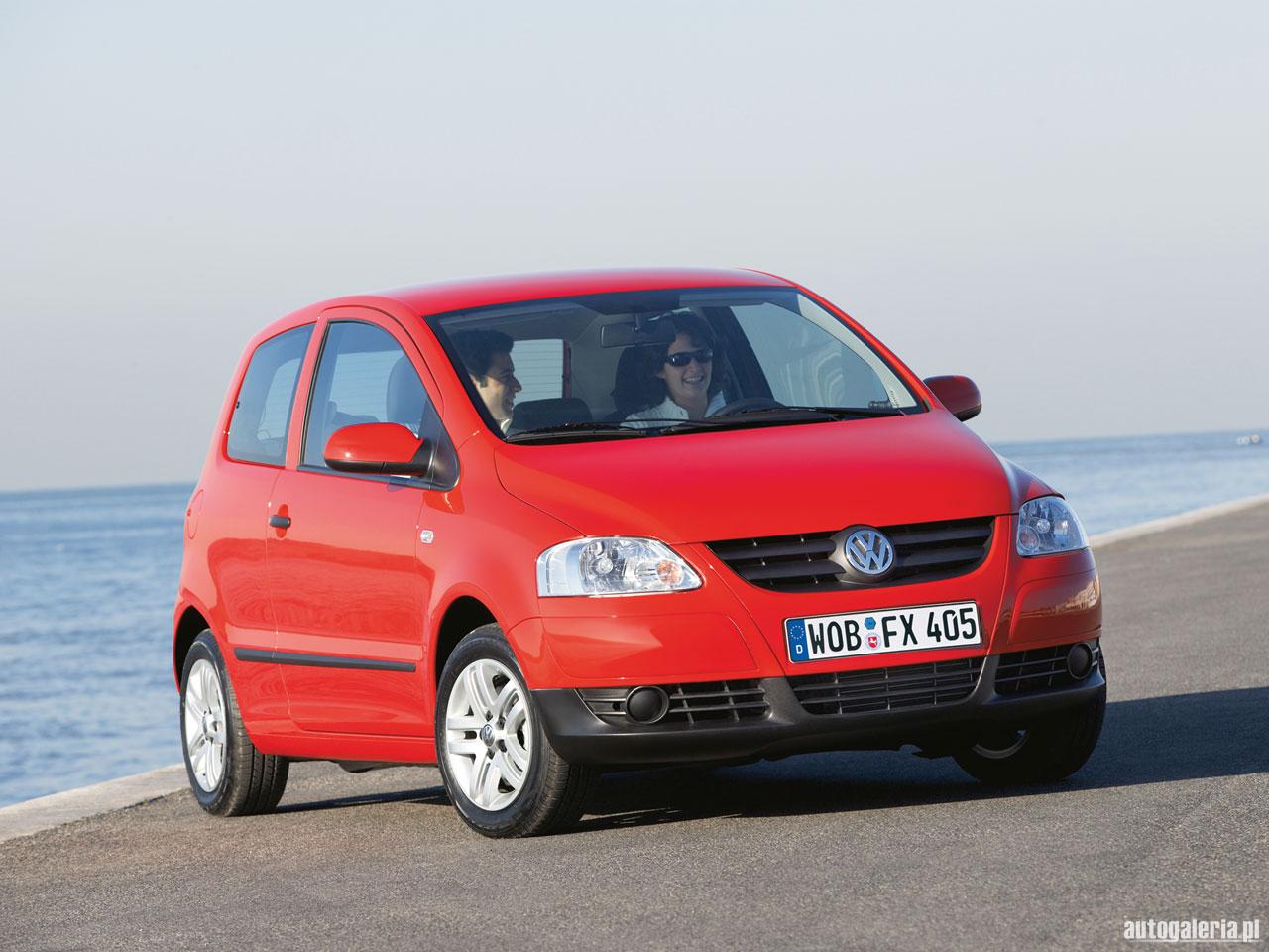 3dtuning Of Volkswagen Fox 3 Door Hatchback 2011 3dtuning