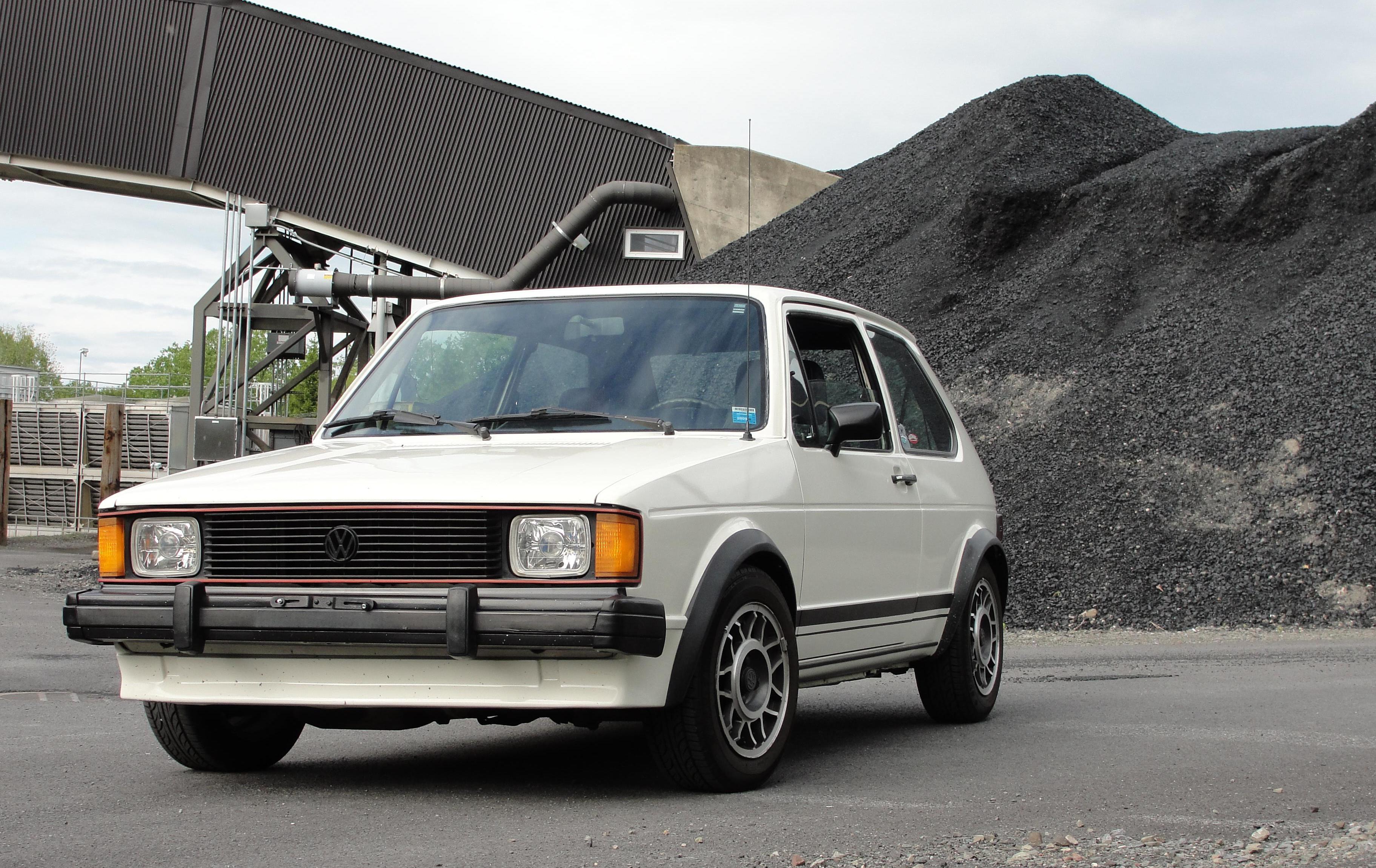 3DTuning of Volkswagen Rabbit GTI Mk1 3 Door Hatchback 1984