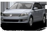 Volkswagen Santana sedan 2013