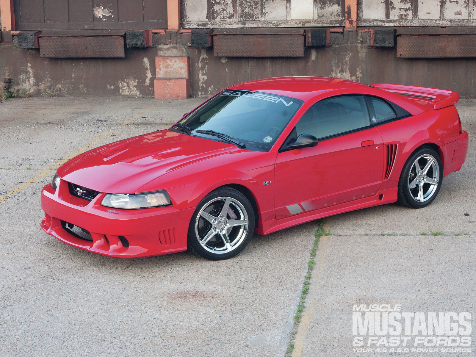 3dtuning Of Mustang Saleen S281 Coupe 2000 3dtuning Com